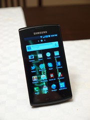 Samsung Galaxy S Captivate Android Smartphone ...