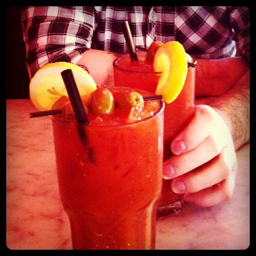 Bloody Mary time