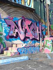 Nach (Nacho) DTK RIS (anarchosyn) Tags: art graffiti losangeles frame nacho nach ris dtk seventhletter