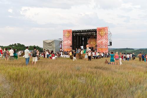 Main scene