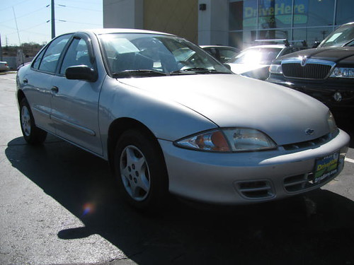 Chevrolet cavalier 2001 for only $299.99 Down , by Drivehere.com