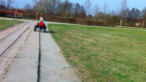 Im Ziegeleipark Mildenberg