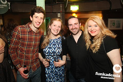 Funkademia at the Mint Lounge 05-04-14