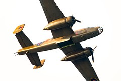 NA VB-25N Mitchell 232511 (technodean2000) Tags: na vb25n mitchell 232511 top gear wings wheels air show nikon d610 lightroom aeroplane plane classic