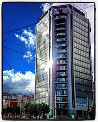 #Izhevsk.   (BorisBusorgin) Tags: instagramapp square squareformat iphoneography uploaded:by=instagram lofi   lenin st