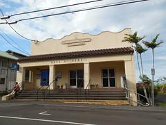 Bank of Hawaii Building (jimmywayne) Tags: honokaa hawaii bigisland hawaiicounty historic bank spanishmission