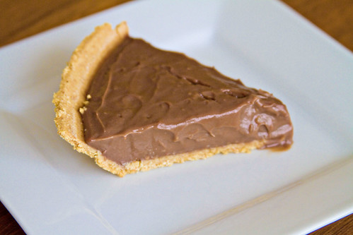 Chocolate Kahlua Pie - 7