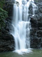 Silky (Sangeeth VS) Tags: india nature water canon waterfall waterfalls s2is karnataka coorg madikeri kodagu sangeeth abbefalls abbifalls abbeyfalls