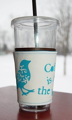 The Modern Lady Cup Cozy