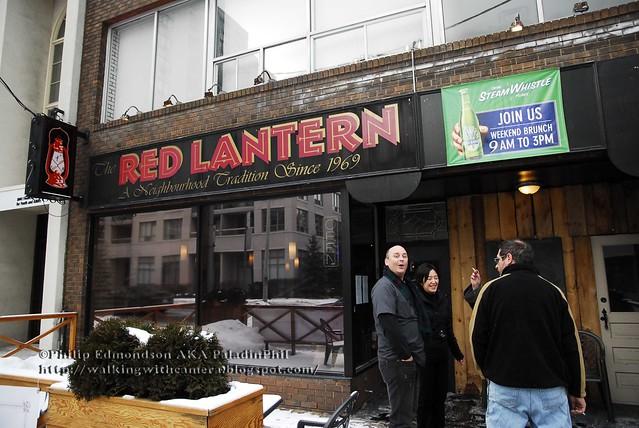 The Red Lantern Pub