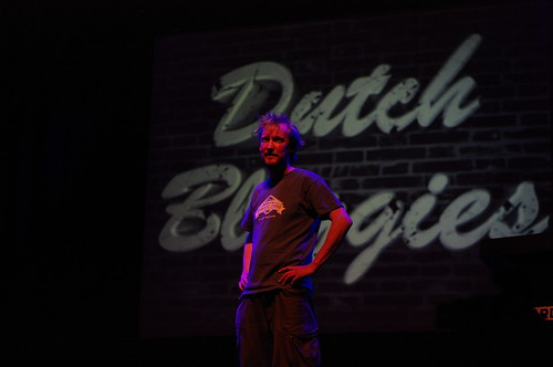 Ton Zijp @ Dutch Bloggies
