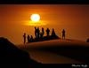 One Family ! (Bashar Shglila) Tags: family sunset people sun sahara spain sand desert tourist spanish libya الصحراء جبال akakus ليبيا رمال العوينات اسبان سواح اكاكوس awinat tripleniceshot mygearandme mygearandmepremium mygearandmebronze mygearandmesilver mygearandmegold mygearandmeplatinum mygearandmediamond dblringexcellence artistoftheyearlevel4