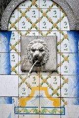 Fontaine lionesque (philippe lecours) Tags: montral montreal lion fontaine foutain