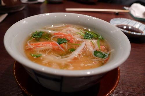 Sushi Keiseiki Set @ Inagiku