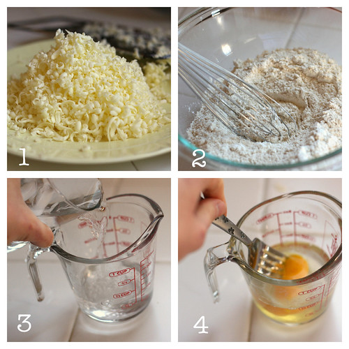 Easy Whole Grain, Shortening-Free Pie Crust, Version One - Perry's ...