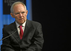 Wolfgang Schäuble - World Economic Forum Annua...
