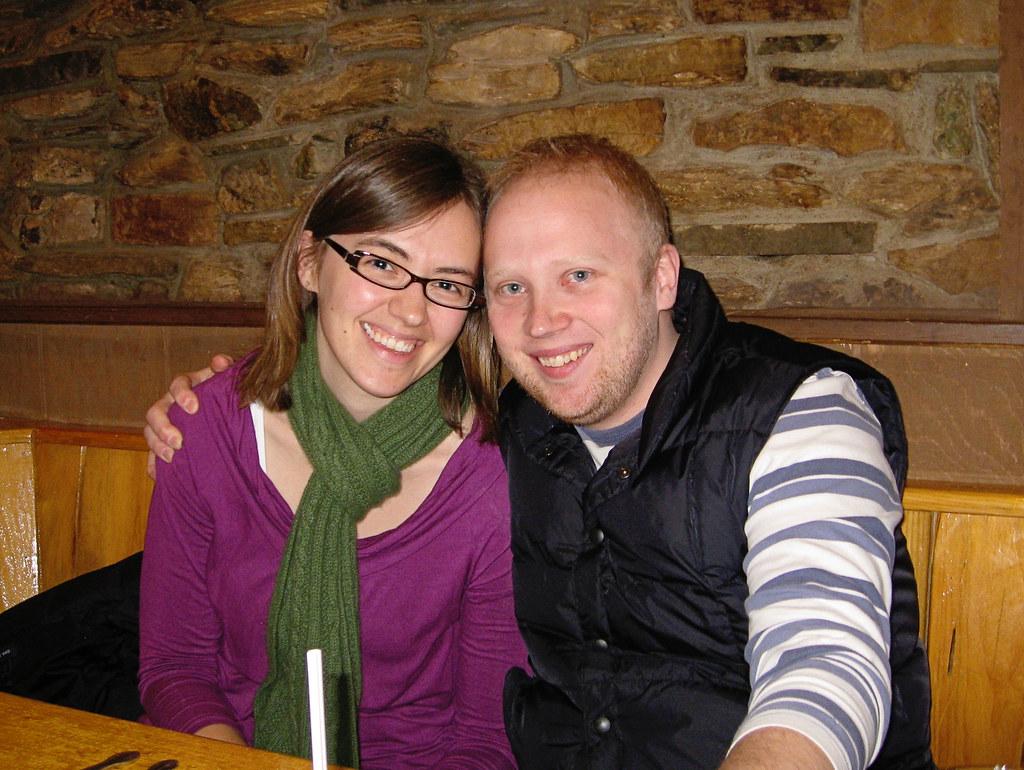 Sara & Patrick at Gasthof's