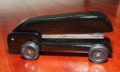 Swingline Stapler - Pinewood Derby Car (Shook Photos) Tags: car racecar scout boyscouts scouts vehicle stapler staples derby staple scouting pinewood cubscouts pinewoodderby swinglinestapler stapling pinewoodderbycars pinewoodderbycar paperstapler