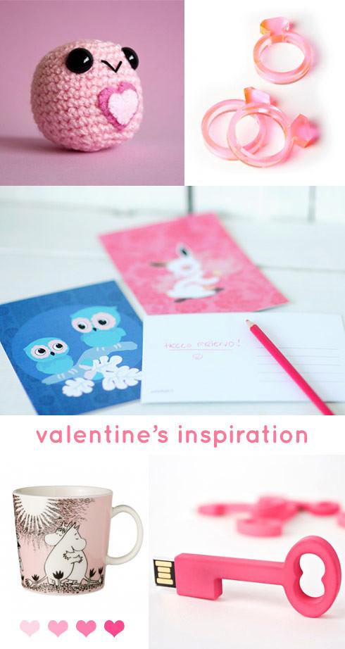 Valentine's inspiration