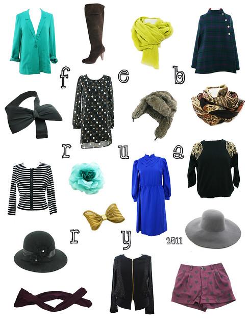 february fashion challenge