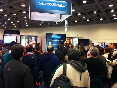 ScanSnap Giveaway