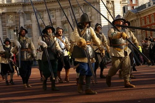 Charles I parade - 10