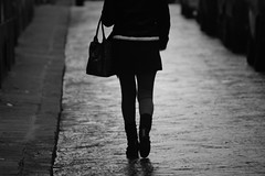 Keep walkin' (guido.masi) Tags: street blackandwhite bw white black canon eos florence streetphotography masi bn firenze bianco nero guido biancoenero 550d guidomasi