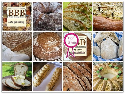BBB Breads 2008 Collage