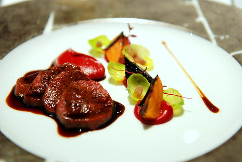 Saddle of Venison