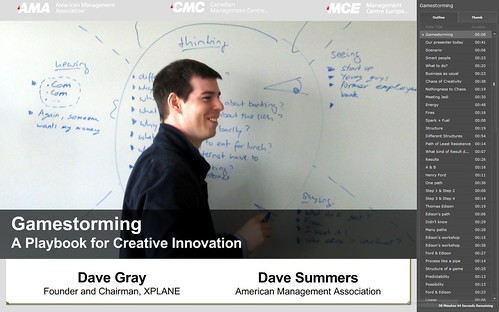 Gamestorming Webcast