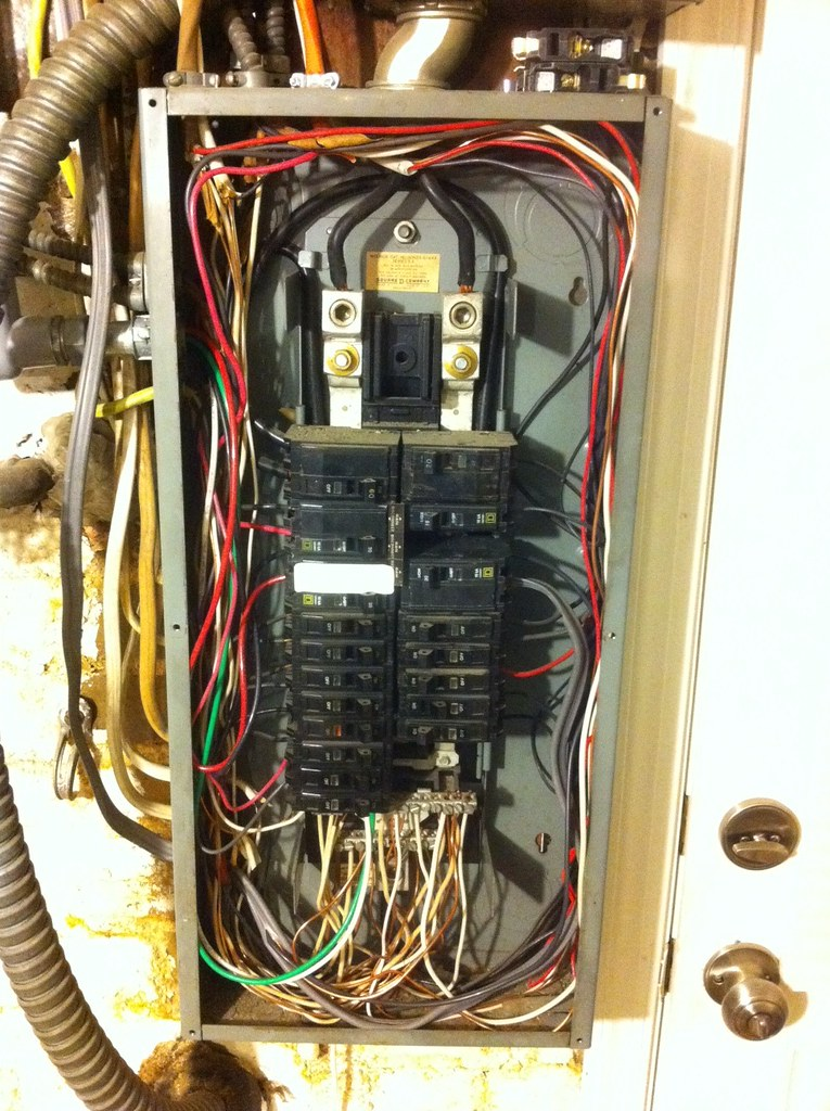 What is the size of my electrical service (pics) | Terry Love ...