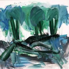 11. Jorge Rando óleo-sobre-lienzo---100x100-cm-2006 (arteneoexpresionista) Tags: paisajes rando jorge