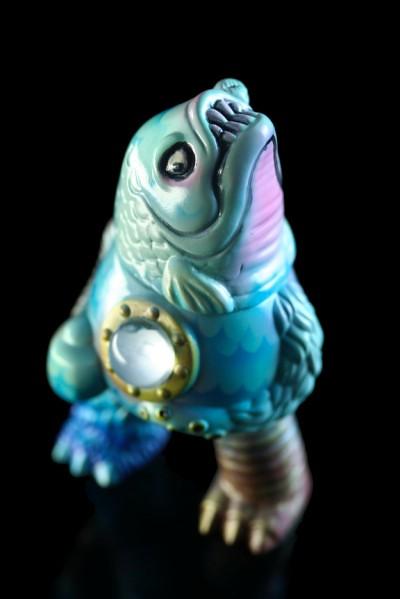 Paul Kaiju Sunburst and fishead Partyball