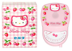 Hello Kitty Strawberry Kitchen Scale (pkoceres) Tags: pink scale kitchen japan strawberry hellokitty sanrio 1kg certa    hellokittystrawberry   boughtatyahoojapanauctions boughtatrinkya