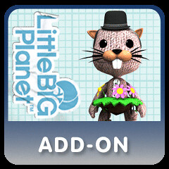 LittleBigPlanet - Groundhog Costume