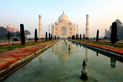 The Taj (nawapa) Tags: india love monument architecture taj tajmahal mausoleum nawapa