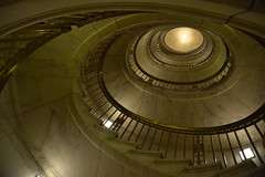 Spiral Staircase (blmiers2) Tags: spiral washingtondc other nikon staircase espiral spiraal spiralstaircase spirale     d3100  blm18 blmiers2