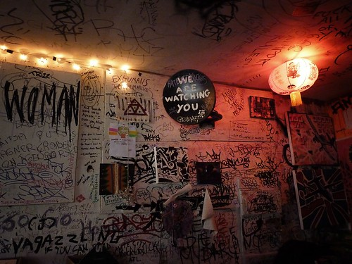 Mars Bar Interior, East Village, New York City 54