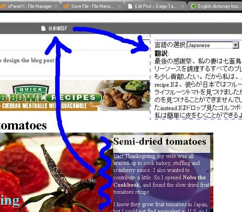 translation bookmarklet