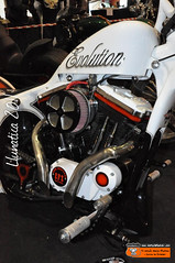 Bike Show Llunatica 2011, Evolution