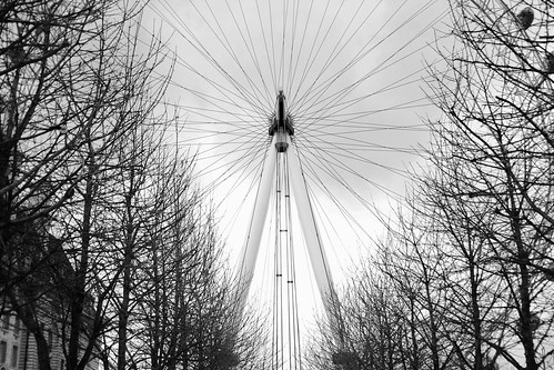38/365 London Eye by **Pip**