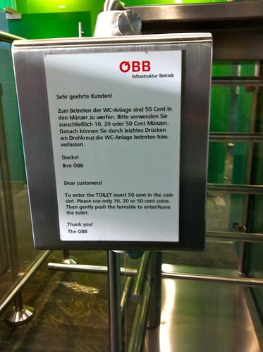 Graz AT Hauptbahnhof  - 1
