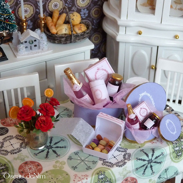Laduree Champagne set
