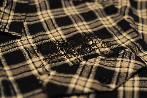 ANTI HERO / Potorero Flannel Shirt