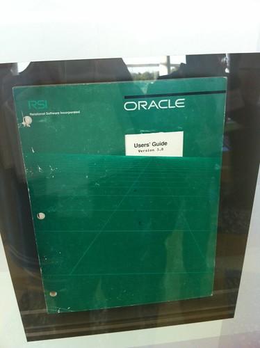 Oracle Database Version 3.0 Users' Manual
