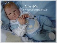 Luna (Ca do Cu) Tags: baby doll bebe beb boneca reborn renascido