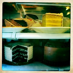 The Cake Situation in my Refrigerator is Ridiculous by Jason Willis