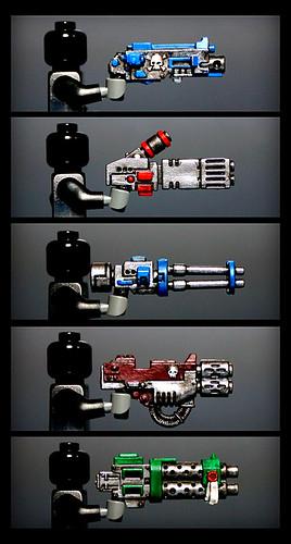 Custom minifig The Armory