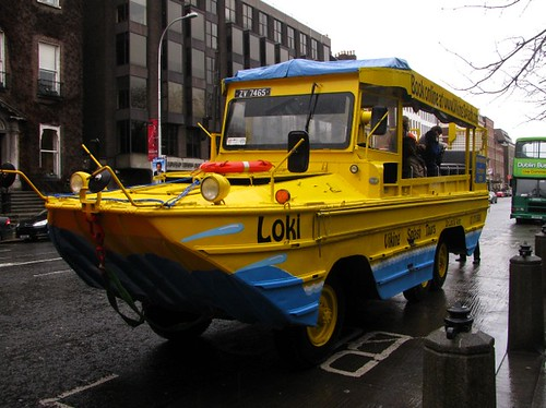 Viking Splash Tours DUKW