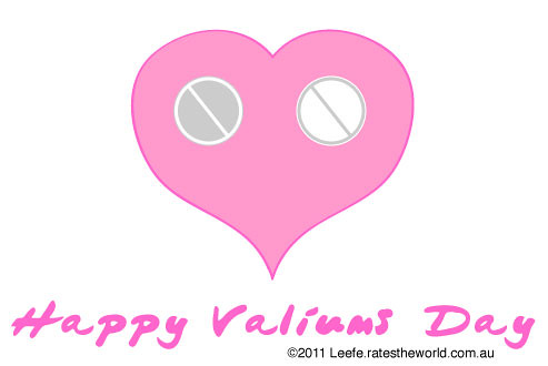 Happy Valiums Day